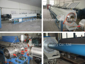 16-32mm PE-Rt Pipe Production Line /PE Pipe Extrusion Line/Plastic Extruder Machine pictures & photos