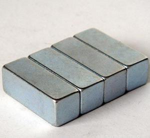 N42 Rare Earth Magnet Block NdFeB pictures & photos