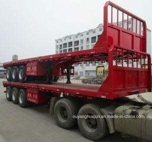 17.5 Meters Gooseneck Truck Trailer pictures & photos