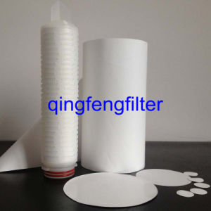 Microporous Nylon (6/66) Filter Membrane for Liquid Filtration pictures & photos