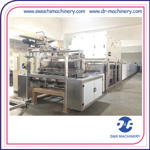 Toffee Candy Depositing Making Machine Toffee Production Line pictures & photos