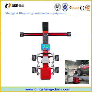 3D Wheel Alignment Machine Price with Car Lift for Option