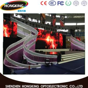 3 Years Warranty High Pixel Density Indoor P4 LED Moving Display pictures & photos