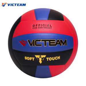 Factory Direct Sale Normal Size 5 4 Volleyball OEM pictures & photos