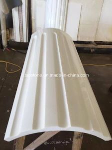 Nano Crystallized Glass Stone Column pictures & photos