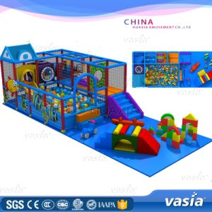 Wenzhou New Style Plastic PVC Children Play Equipment Indoor Playground pictures & photos