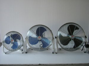 Oscillating Powerful Floor Fan with Ce/SAA/CB Approval pictures & photos