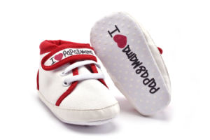Wholesale New Born Kids Infant Children Boys Girls Baby Shoes Casual Shoes pictures & photos