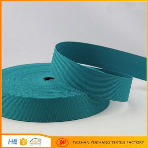 Polyester Twill Binding Tape for Bed Mattress Tape pictures & photos