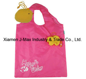 Cheap Promotion Foldable Chick Festival Shopping Bag pictures & photos
