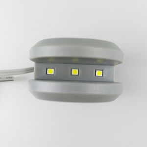 Plastic LED Clip for 8mm Glass pictures & photos