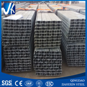 Steel Rail C Beam for Solar Project, Hot Dipped Galvanize pictures & photos