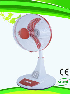 DC12V 16 Inches Table-Stand Fan Solar Fan (SB-ST-DC16A) pictures & photos