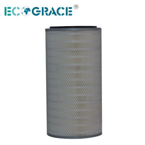 Carbon Steel Galvanized PPS Filter Cartridge with Top and Bottom pictures & photos