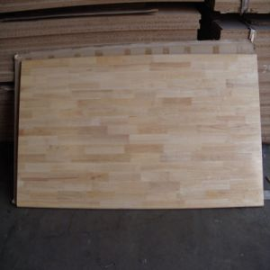 Household/Commercial Rubberwood Finger Joint Board pictures & photos