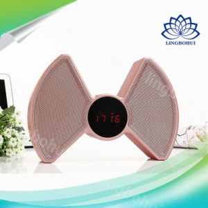 Bluetooth Active Speaker with Alarm Display and Power Bank pictures & photos