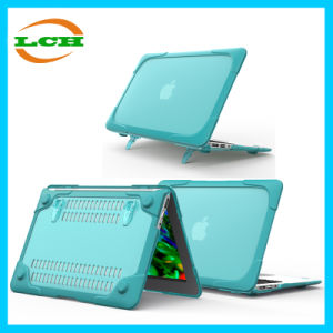 "Transparent Hard Shell Tablet PC Protective Cover Case for MacBook Air 11.6"" pictures & photos"