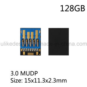 DIY USB Flash Drive Micro UDP 3.0 Flash drive Chip (128GB) pictures & photos