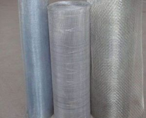 Anti Insect Protect Window Wire Mesh/ Galvanized Window Screen pictures & photos
