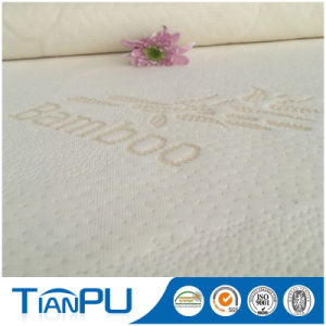 St-Tp20 Cool Touch Fiber Bamboo Mattress Ticking Fabric pictures & photos