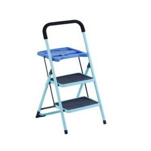 Steel Household Working Ladder with 2 Steps pictures & photos