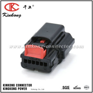 31403-6110 6 Pin Female Waterproof Auto Connection pictures & photos