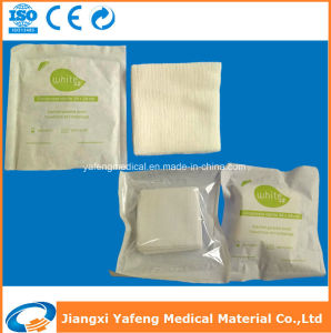 Medical Unfolded Gauze Pad with Eo Sterile pictures & photos