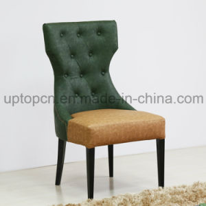 Leisure Bicolor Chair with Comfortable Upholstery for Restaurant (SP-HC579) pictures & photos