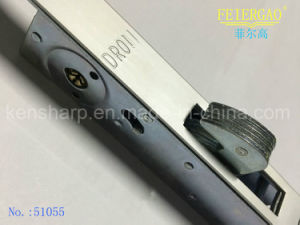 Hook Aluminum Bolt Door Lock for Sliding Door/Cross Key 51055 pictures & photos
