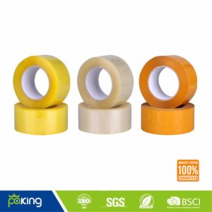 Clear BOPP Material Carton Sealing BOPP Box Packaging Tape pictures & photos