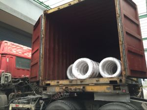 Steel Wire Swch6a Saip with Phosphate Coated pictures & photos