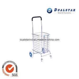 Folding Portable Shopping Cart for Old Man