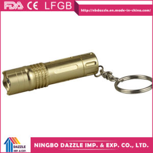 Keychain Mini LED Flashlight LED Flash Light Torch pictures & photos