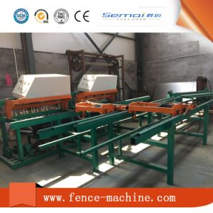 Automatic Welded Wire Mesh Panel Machine pictures & photos