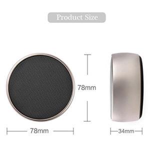 Indoor Mini Portable Bluetooth Wireless Speaker pictures & photos