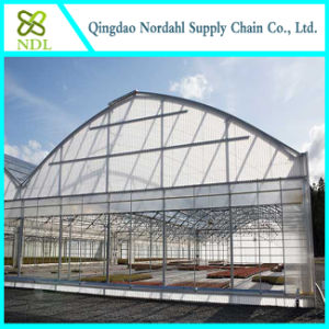 Multi-Span Cheap Agricultural Film Greenhouse pictures & photos
