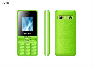 Buy Cheap China Feature Phone 1.8 Inch Dual SIM Elder Mobile Phone A16 pictures & photos