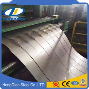 Cold Rolled 201 304 316 321 Stainless Steel Strip From Tisco pictures & photos