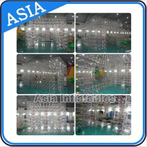 PVC Inflatable Clear Plastic Tent, Clear Cube Tent for Wedding Events pictures & photos