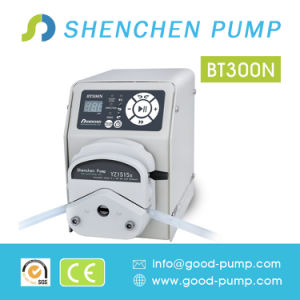 Precise Standard Speed Adjustable Peristaltic Pump pictures & photos