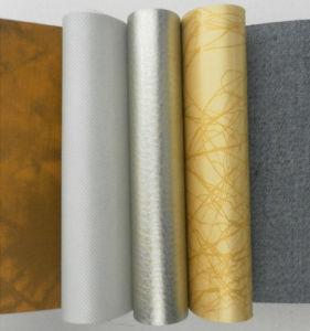 PU Interior Decorative Leather (HL48-03) pictures & photos
