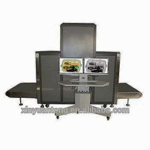 High Quality Luggage Scanner X-ray Baggage Scanner with Tunnel 100*80cm pictures & photos