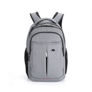 Korean Multi-Function Notebook Backpack Men′s Business Casual Fashion Student Backpack (GB#3402) pictures & photos