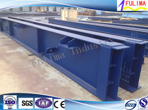 Prefabricated Welded H Steel Beam for Warehouse pictures & photos