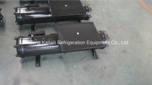 SL-50HP Shell and Tube Water Cooled Condenser for Refrigeration Unit pictures & photos