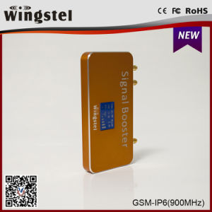 Portable 900MHz 4G Lte Cell Phone Signal Booster pictures & photos