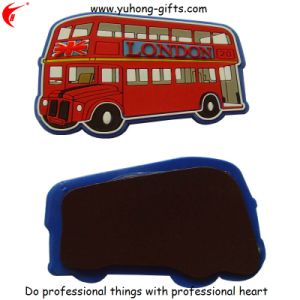 Hot Sale Promotion Rubber PVC Magnets (YH-FM073) pictures & photos