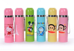 Best Selling Double Wall Stainless Steel Thermos/Vacuum Flask/Custom Water Bottles pictures & photos