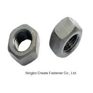 Hex Nuts for DIN934/ASME/ANSI B18.2.2 Hex Nuts pictures & photos