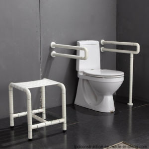 Wall to Floor Handicapped Grab Bars Urinal Armrest for Bathroom pictures & photos